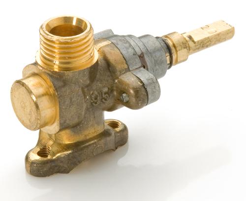 Rubinetti gas per cucine e piani cottura valvole a sfera for Bricoman rubinetti cucina